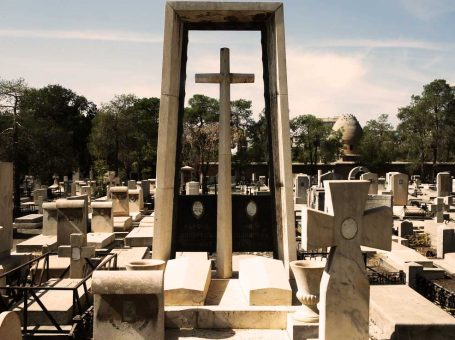 قبرستان دولاب