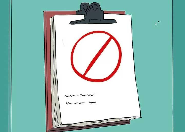 بررسی اجاره نامه یا قوانین آپارتمان