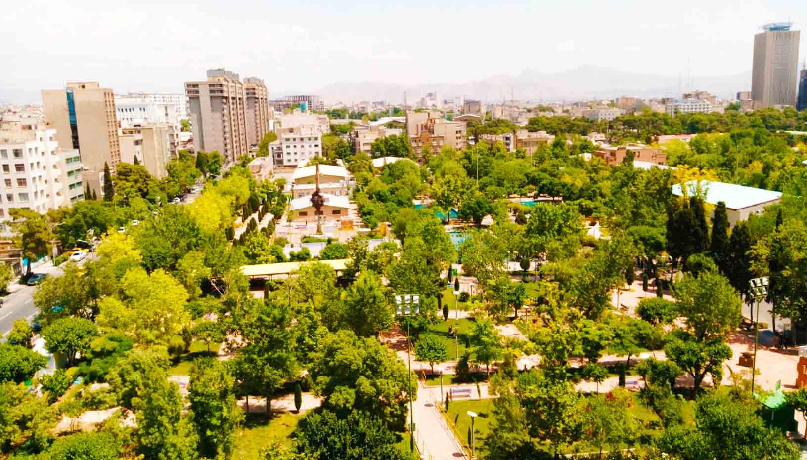 پارک هنرمندان، پاتوق اهالی هنر و ورزش