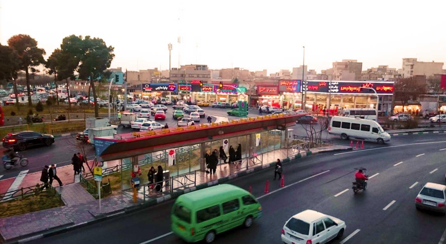 میدان بهمن