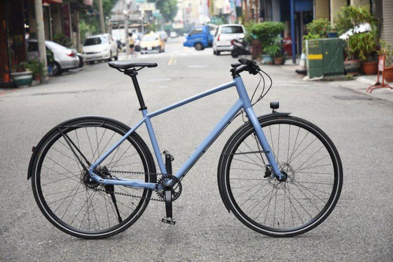 دوچرخه در شهر