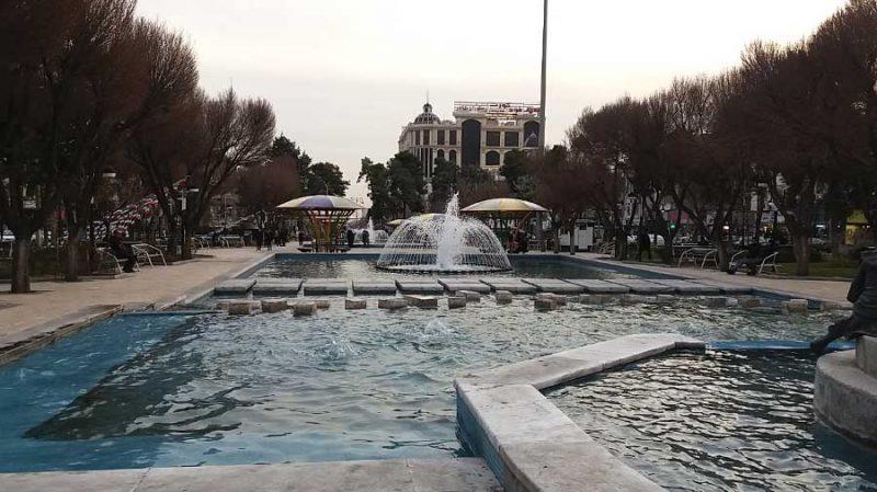 هفتحوض در محله نارمک تهران
