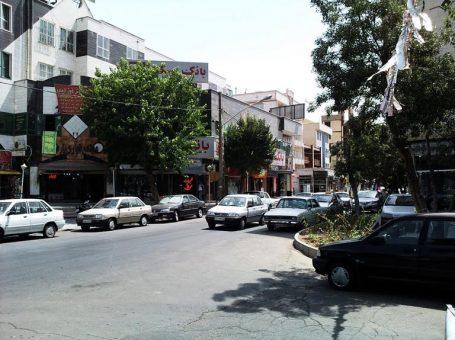 بازار دوم نازی آباد