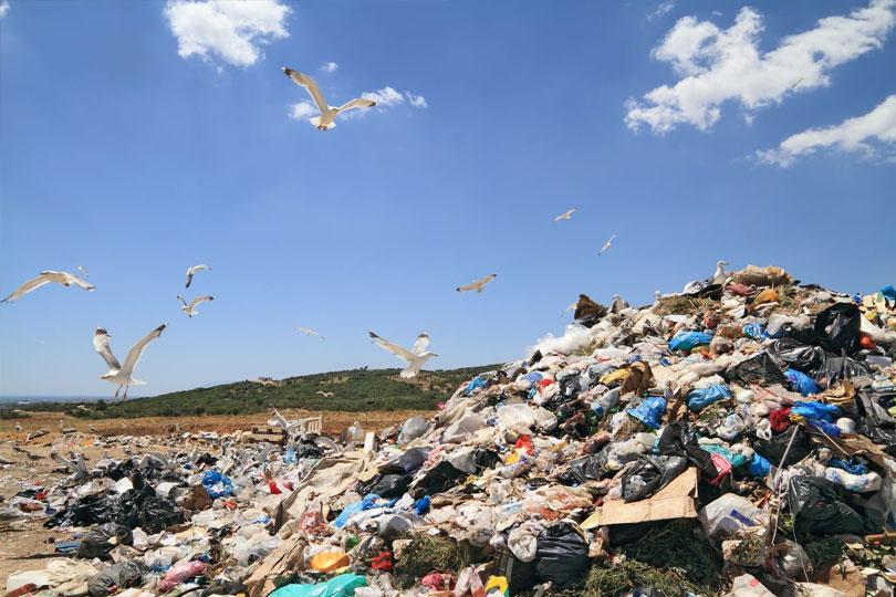 تولید زباله در مناطق تهران